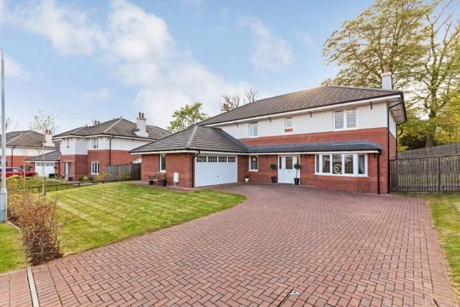 Thumbnail Detached house for sale in Earls View, Milngavie, Glasgow, East Dunbartonshire