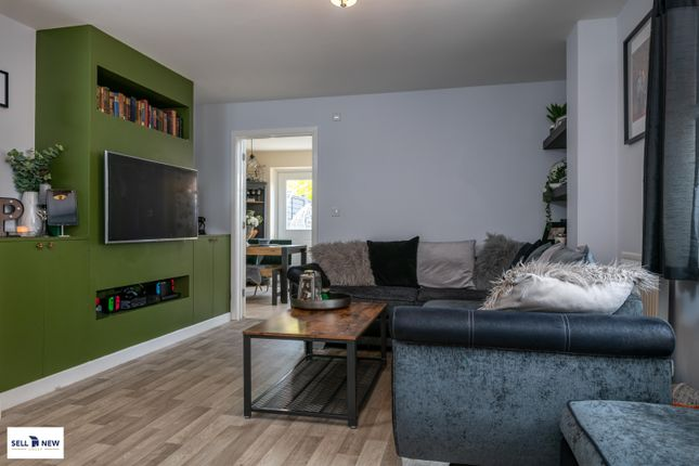 Living Room  of Parker Crescent, Sawtry PE28