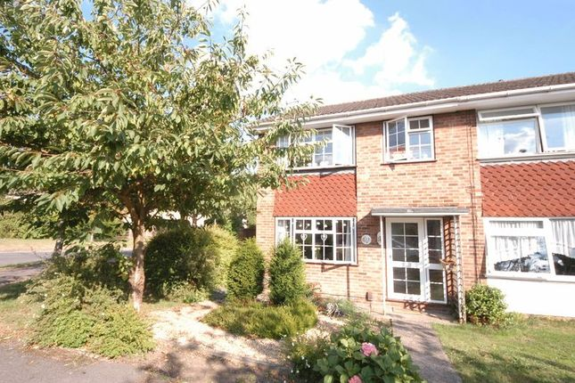 Thumbnail End terrace house to rent in Guston Road, Maidstone