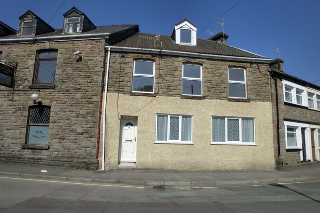 Thumbnail Terraced house to rent in Hebron Road, Clydach, Swansea.