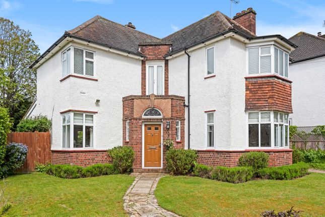 Thumbnail Detached house for sale in Charterhouse Road, Orpington