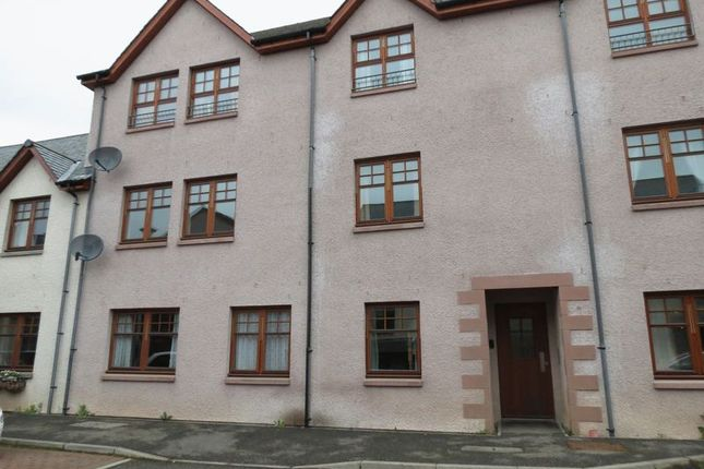 Thumbnail Flat for sale in High Street, Kingussie