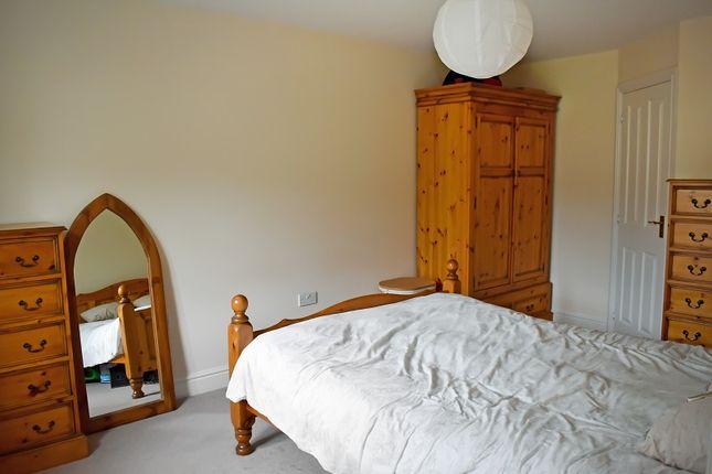 Master Bedroom of Maes Yr Eithin, Coity, Bridgend. CF35
