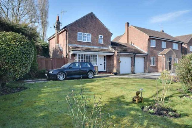 Thumbnail Detached house for sale in Crawford Close, Tockwith, York