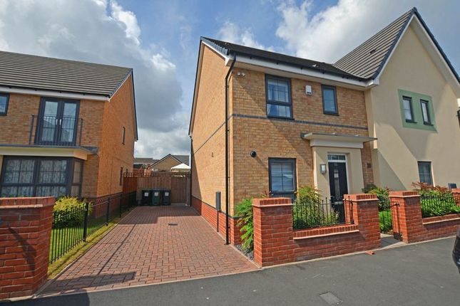 Thumbnail Semi-detached house for sale in Messenger Road, Smethwick