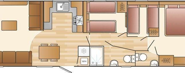 Floorplan of Tamarisk Way, Sandy Bay, Exmouth EX8