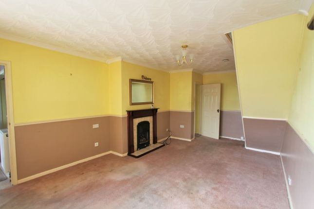 Living Room of Westbourne Avenue, Crewe CW1