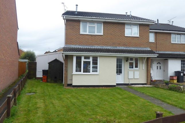 Thumbnail Property to rent in Gifford Road, Stratton, Swindon