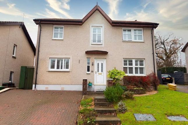 Thumbnail Detached house for sale in Woodlea Gardens, Sauchie, Alloa