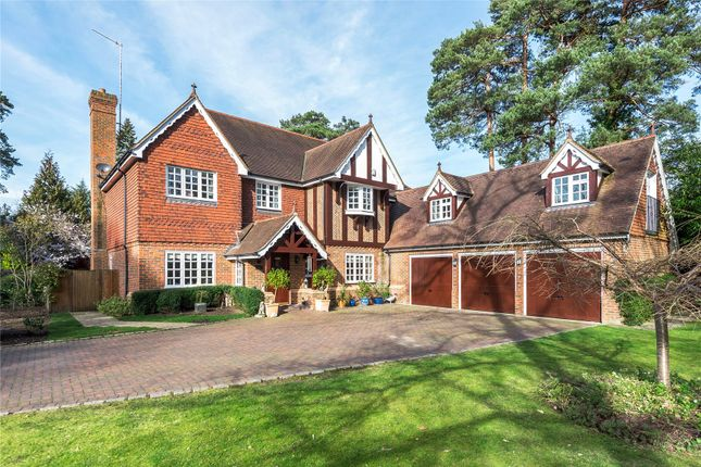 Detached house for sale in Pyrford126, Surrey