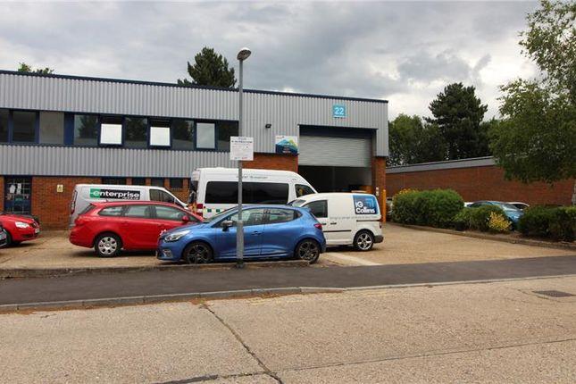 Thumbnail Light industrial to let in Unit 22, Eldon Way Industrial Estate, Eldon Way, Paddock Wood, Tonbridge, Kent