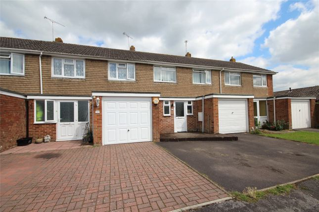 Thumbnail Terraced house for sale in Hightown Gardens, Ringwood, Hampshire
