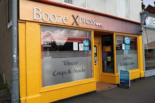 Retail premises for sale in Chesterfield, Derbyshire