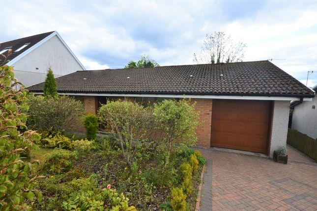 Thumbnail Detached bungalow for sale in Kilmahew Avenue, Cardross, Argyll & Bute
