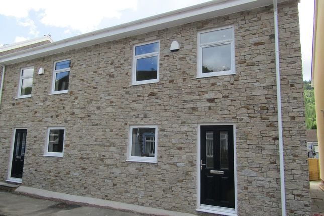 Thumbnail Semi-detached house to rent in Brynhyfryd Street, Cwmaman, Aberdare