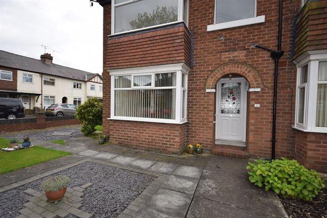 Thumbnail Flat to rent in St. Alban Road, Bridlington