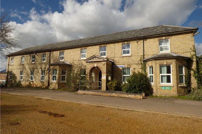 Thumbnail Land for sale in Former St Peter's Nurses Home, Church Lane, Papworth Everard, Cambridge, Cambridgeshire