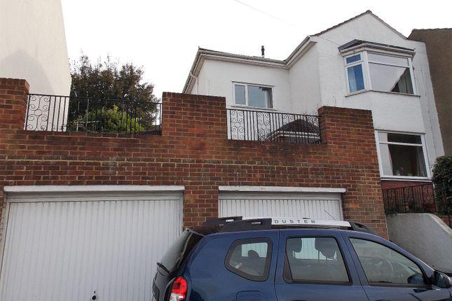 End terrace house for sale in Borstal Street, Rochester