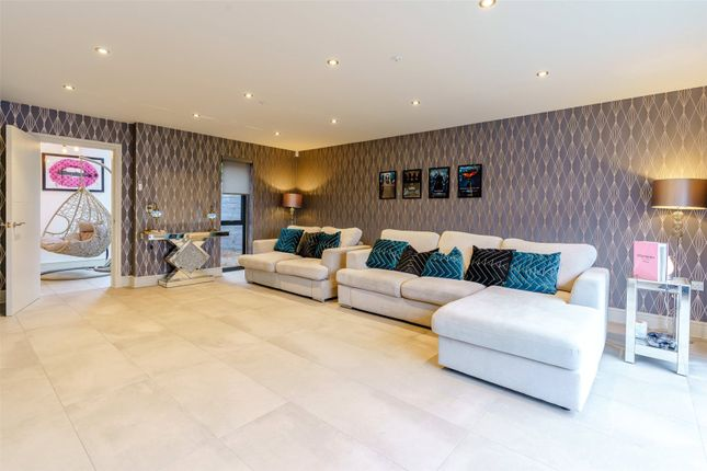 Thumbnail Detached house for sale in Seaview Court, Rhoose, Barry