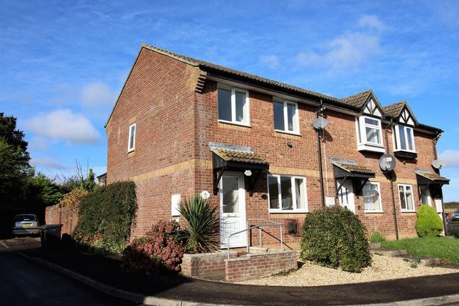 Thumbnail Terraced house to rent in Crib Close, Chard
