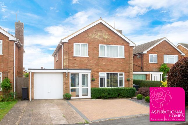 3 bed detached house for sale in Antona Close, Raunds, Wellingborough, Northamptonshire NN9