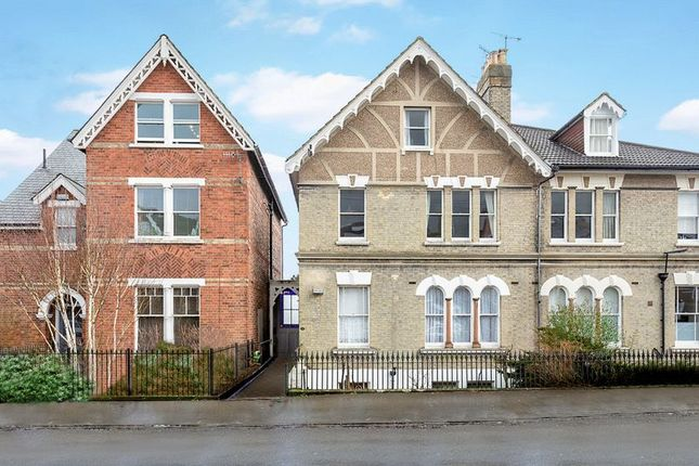 Thumbnail Flat for sale in Shirley Cottages, Woodbury Park Road, Tunbridge Wells