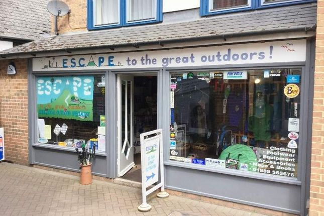Thumbnail Retail premises for sale in Crofts Lane, Ross-On-Wye