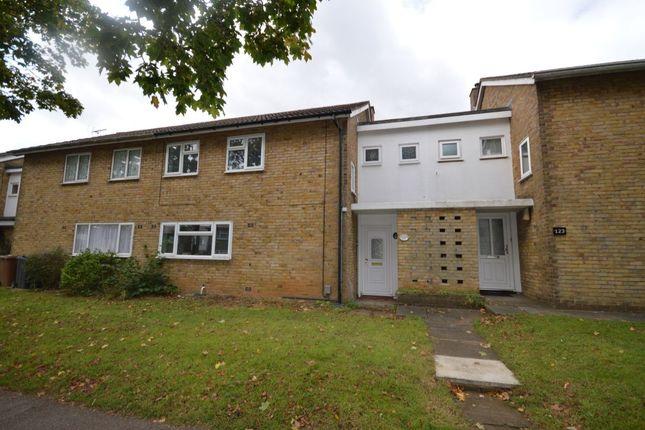 Thumbnail Terraced house for sale in Oaks Cross, Stevenage