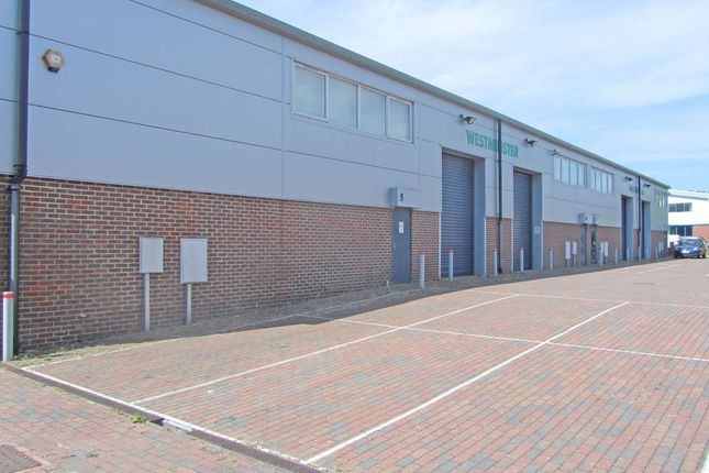 Thumbnail Light industrial to let in Units 5-8 Holbein Place, Bolton Close, Uckfield