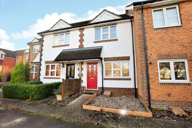 Thumbnail Terraced house to rent in Lyon Oaks, Quelm Park, Warfield, Berkshire