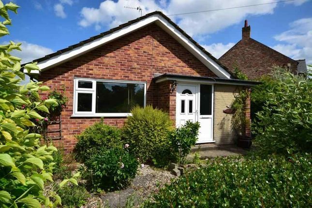 Thumbnail Detached bungalow for sale in Fleet Lane, Tockwith, York
