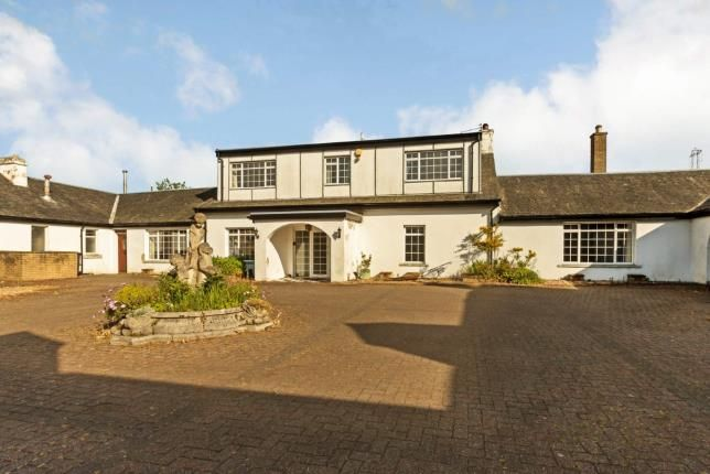 Thumbnail Link-detached house for sale in Balmore, Torrance, Glasgow, East Dunbartonshire