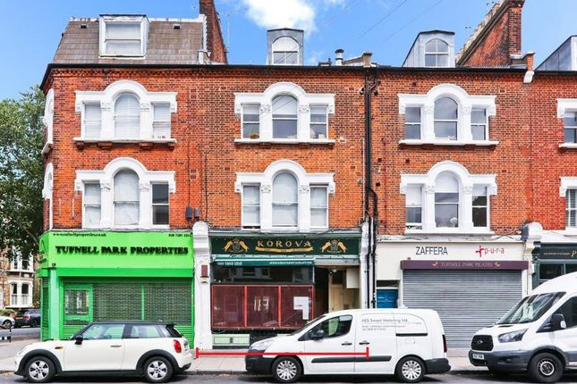 Thumbnail Restaurant/cafe for sale in 9 Campdale Road, Islington, London