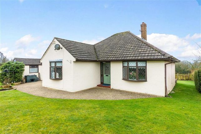 Thumbnail Bungalow for sale in Hewelsfield, Lydney