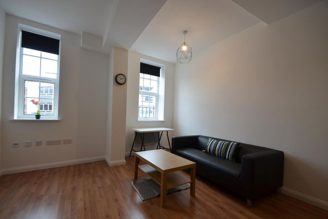 Thumbnail Flat to rent in Belgrave Gate, City Centre, Leicester