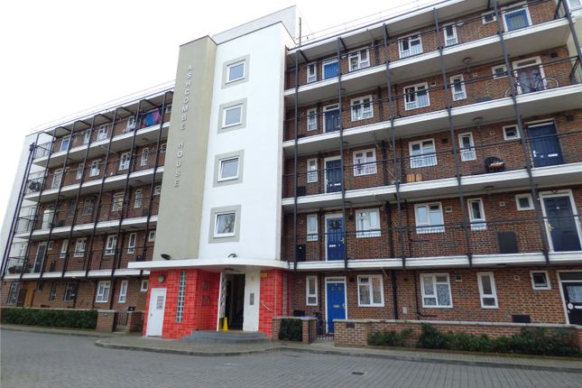 Thumbnail Flat for sale in Ashcombe House, Devins Road, Bow