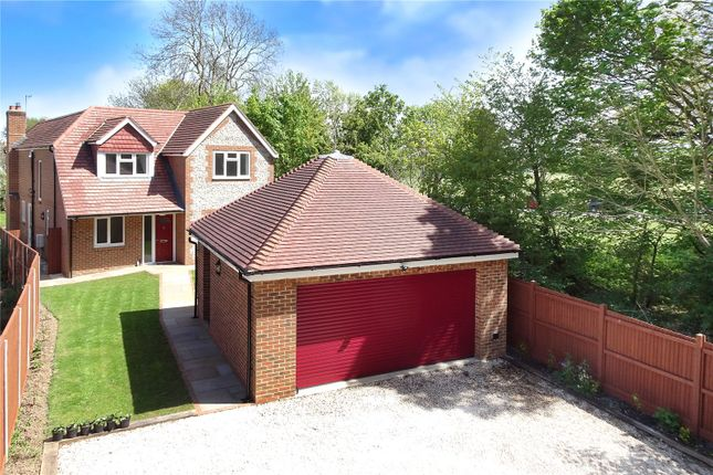 Thumbnail Detached house for sale in Station Road, Angmering, West Sussex