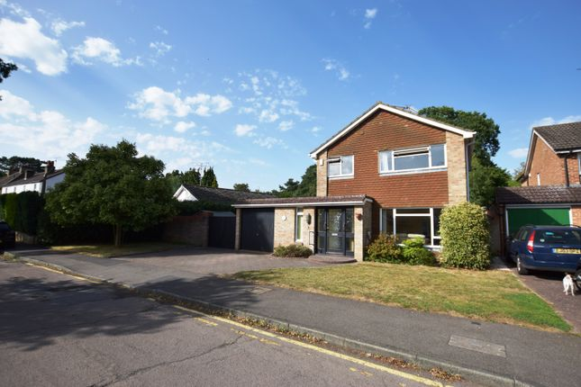 Thumbnail Detached house for sale in Charthouse Road, Ash Vale