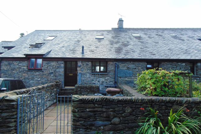 Thumbnail Barn conversion to rent in Underhill, The Hill, Millom