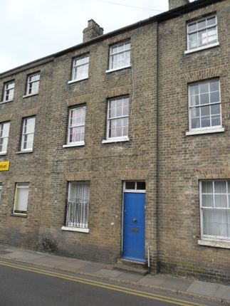 Thumbnail Flat to rent in Alexandra Road, Wisbech
