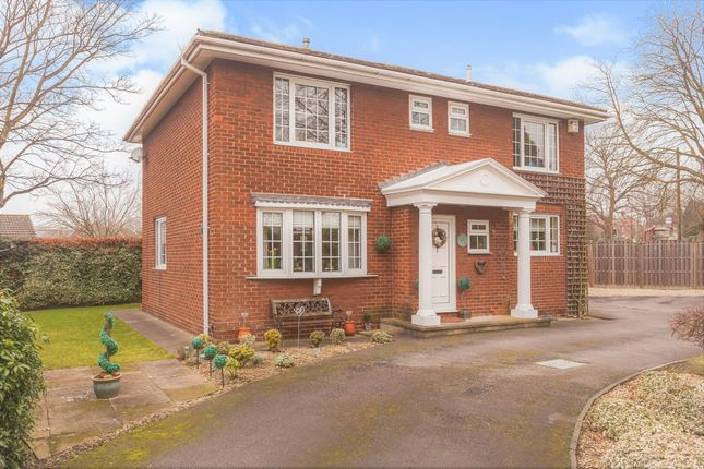Thumbnail Detached house for sale in Copper Beech Close, Pontefract
