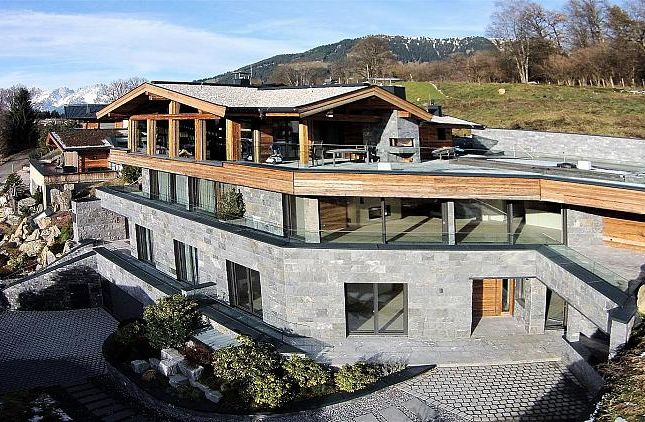 Thumbnail Property for sale in Chalet Luxe, Kitzbühel, Tyrol, Austria