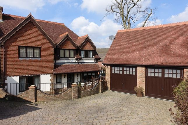 Thumbnail Detached house for sale in Vermont Way, St Leonards On Sea