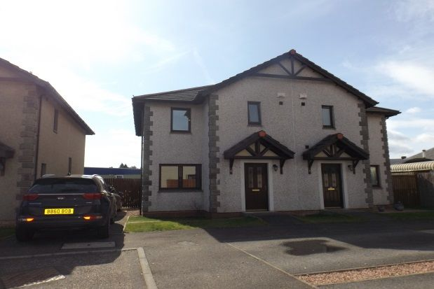 Thumbnail Semi-detached house to rent in Lintrathen Court, Dundee