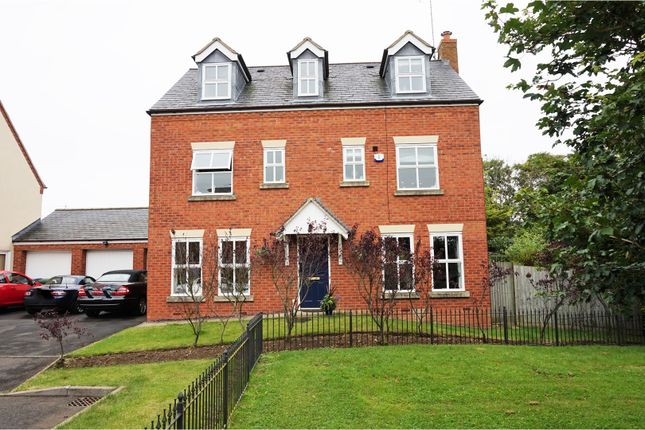 Thumbnail Detached house for sale in Scowcroft Drive, Bishops Itchington