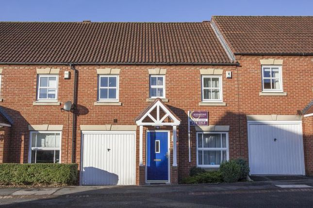 Thumbnail Terraced house for sale in Neville Close, Gainford, Darlington, Durham