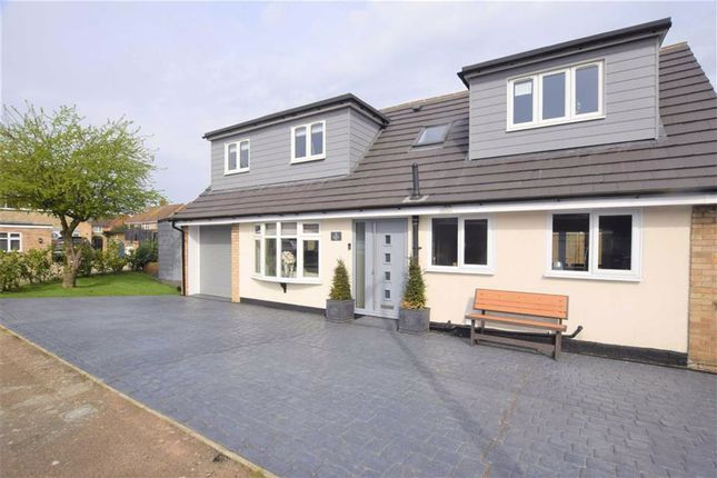 Thumbnail Detached house for sale in Northolme Close, Grays, Essex