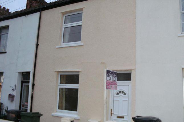 Thumbnail Terraced house to rent in Portman Street, Taunton