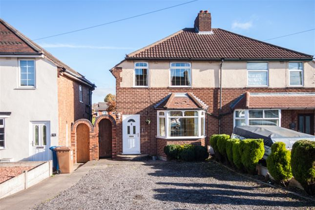 Semi-detached house in  Rugeley Road  Chase Terrace  Burntwood  Birmingham