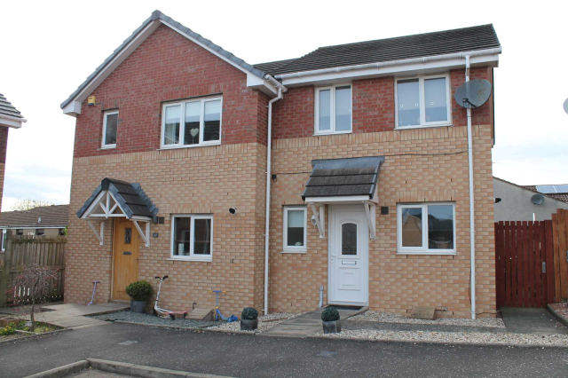 Thumbnail Semi-detached house to rent in Strathcarron, Paisley, 7Aq